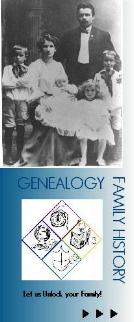 MosaicRPM Genealogy Services Brochure Cover